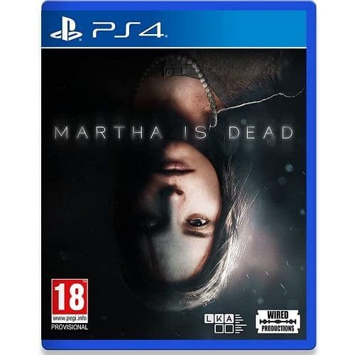 Martha Is Dead PS4 Game